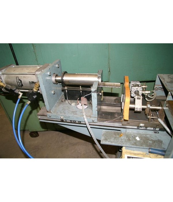 Fromag DP15/2000 bearing press for axles-2